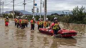 Rescue Crews In Japan Search For Survivors Following Typhoon Hagibis [Video]