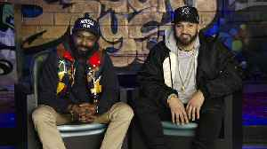 Desus & Mero Talk Dedicated Bodega Hive, Wanting Michelle Obama On Their Late Night Show & More | In Studio [Video]