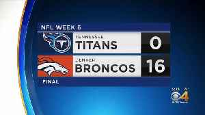 Broncos Defense Shines As Broncos Win 2nd Straight Game [Video]