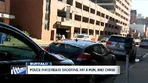 Police investigate shooting, hit and run case [Video]