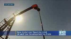 Gov. Newsom Signs Bill Limiting Oil, Gas Development [Video]