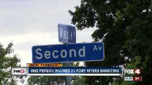Shooting in Fort Myers leaves one man injured [Video]