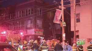 1 Man Dead, 8 People Are Out Of Their Homes After Fire Breaks Out In Southwest Philadelphia [Video]