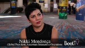 Accenture's Brand Consulting 'Rips Up The Rule Book: Mendonça [Video]
