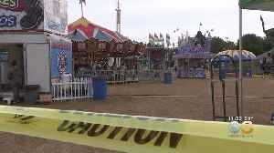Investigation Underway After 10-Year-Old Girl Killed After Falling From Amusement Park Ride [Video]