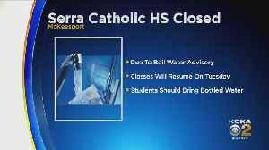 Serra Catholic High School Closed Monday [Video]