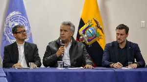 Ecuador's Moreno, indigenous groups reach deal to end protests [Video]