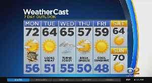 New York Weather: Beautiful Columbus Day [Video]