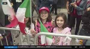 Columbus Day Parade Set To March Through Manhattan [Video]