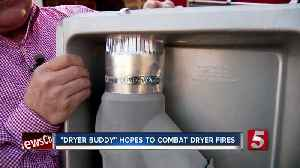 Hopkinsville man creates product that cleans lint in hopes of combating dryer fires [Video]