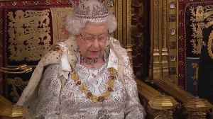 Queen delivers first speech of Boris Johnson's premiership