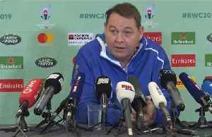 Forget the past, only the next game counts says All Blacks' Hansen on Ireland crunch [Video]