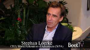WFA's Loerke Is Up For The Fight With Tech Platforms [Video]