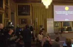 Pioneers in fight against poverty win 2019 Nobel economics prize [Video]