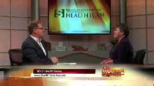MSU HealthTeam: Michelle Anderson, DNP, FNP-C - 10/14/19 [Video]