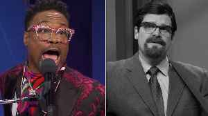 'SNL' Rewind: David Harbour Pokes Fun at 'Stranger Things' Role, Billy Porter Makes Cameo | THR News [Video]