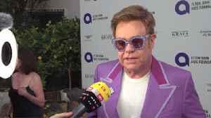 News video: Elton John 'admires' Ellen DeGeneres for defending friendship with George W.Bush