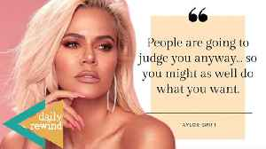 Khloe Kardashian Become A SWIFTIE, Posts Taylor Swift Quotes For #MondayMotivation! | DR [Video]