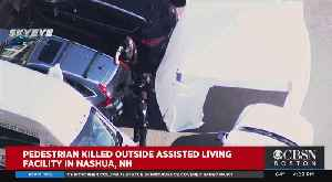 Woman Struck, Killed Outside Assisted Living Facility In NH [Video]