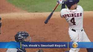 News video: Baseball Report: ALCS And NLCS Dominated By Pitching So Far