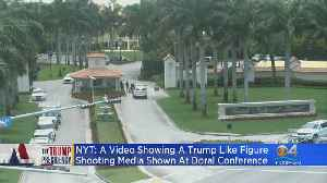 NYT: Movie Scene Altered To Show Trump Shooting Media & Critics Played At Doral Conference [Video]