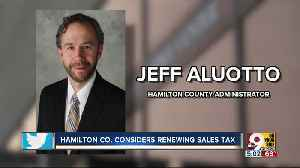 Hamilton Co. proposes extending sales tax to fill $20M budget gap [Video]
