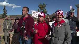 Union leaders say Park County Schools teacher strike likely to continue Tuesday [Video]