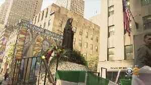 Gov. Andrew Cuomo Announces Plans For Mother Cabrini Statue [Video]