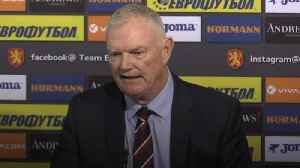 FA Chairman Greg Clarke on racist abuse in Bulgaria [Video]