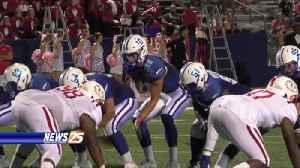 High School Football: Ocean Springs vs. Biloxi [Video]