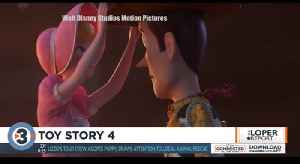 Loper Report: 'Toy Story 4,' 'The Straight Story' [Video]