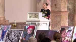 """Stop the Inhumanity"" prayer gathering [Video]"