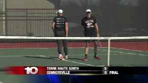 THS Tennis Semi State [Video]