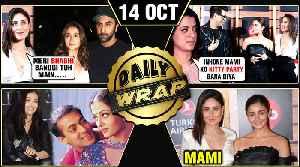 Ranbir SUPPORTS Alia, Rangoli INSULTS Alia & Karan, Kareena On Ranbir Alia Affair | Top 10 News [Video]