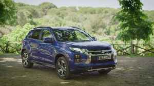 Mitsubishi ASX Design Preview [Video]