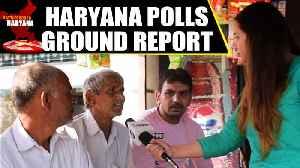 Capturing mood in Battleground Haryana [Video]