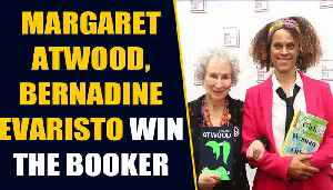 Booker Prize: Margaret Atwood, Bernadine Evaristo are joint winners | OneIndia News [Video]