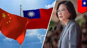 Taiwan president rejects China's 'one country, two systems' deal [Video]