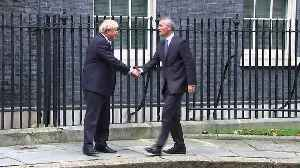 Boris Johnson meets NATO Secretary General [Video]