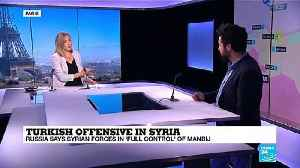 Syria: What impact will the fightings have on the thousands of ISIS fighters held by Kurds? [Video]