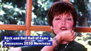 Rock and Roll Hall of Fame Announces 2020 Nominees [Video]
