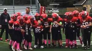 Football Team Makes Boy With Cerebral Palsy Captain For A Day [Video]