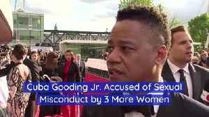 More Women Come Forward Regarding Cuba Gooding Jr [Video]