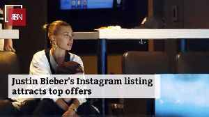 Justin Bieber's New Listing [Video]