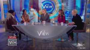 Ronan Farrow on The View [Video]