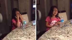 Adorable Moment Eight-year-old Bursts Into Tears As She Has No Idea How To Find A Husband [Video]