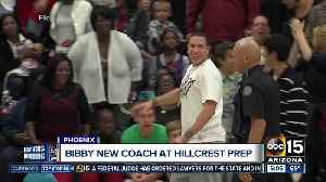 Mike Bibby named new basketball head coach at Hillcrest Prep [Video]
