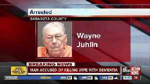 94-year-old shoots, kills his wife because she had dementia [Video]