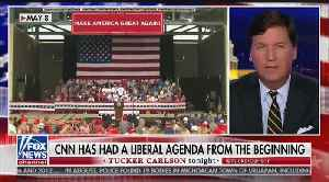 Tucker accuses CNN of 'never-ending shilling for the ruling class' following O'Keefe video release [Video]