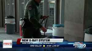 New x-ray system helps law enforcement better deal with suspicious package situations [Video]